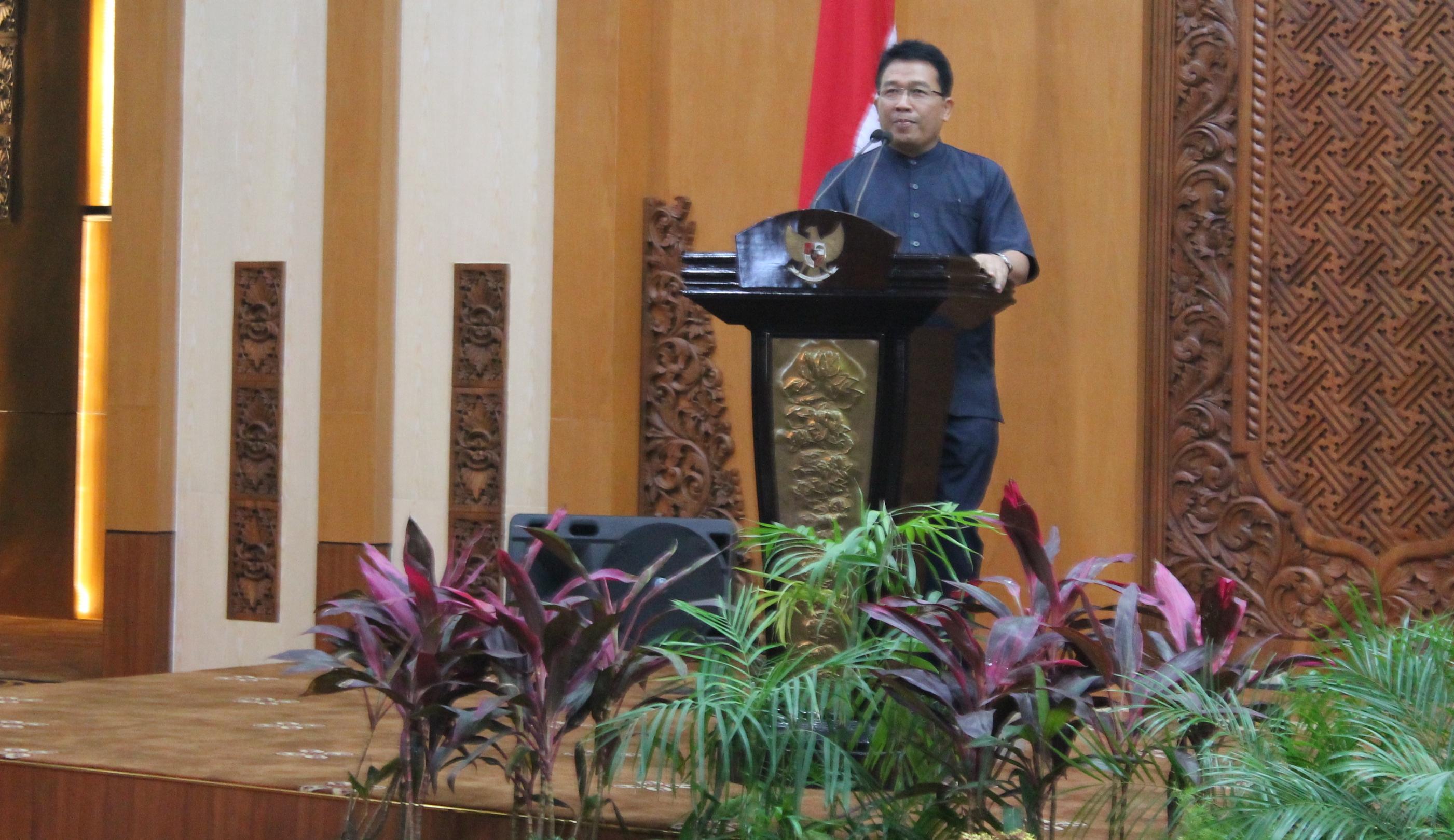 Paparan Bupati<BR>Evaluasi Implementasi SAKIP di Kabupaten Bojonegoro
